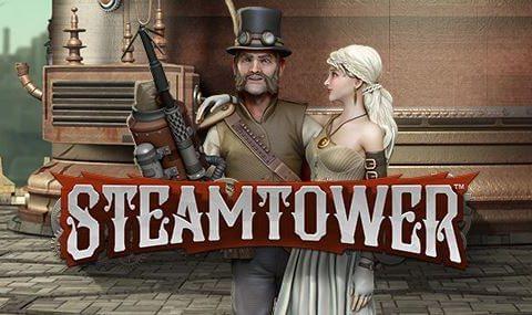 Casinostugan spins på Steam Tower